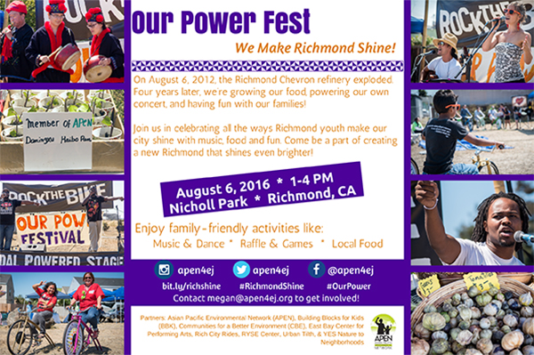 our power fest