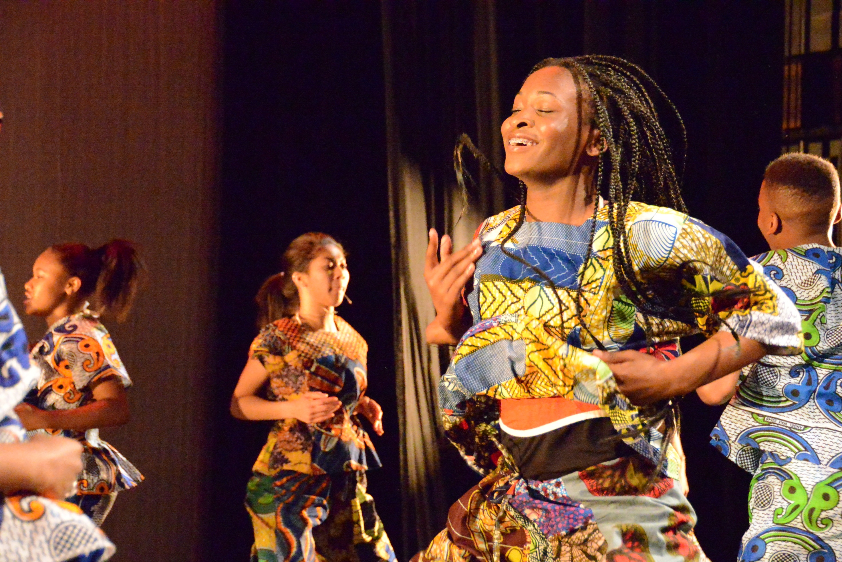West African Ensemble April 16